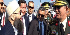 Cübbeli Ahmet Hoca, Hulusi Akar ile ne konuştu?
