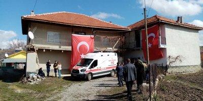 Uşak'a şehit ateşi düştü: Piyade Uzman Çavuş Ali Turgut İdlib'de şehit oldu