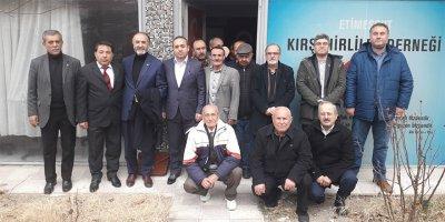 Aslanhan: Gayemiz Kırşehir