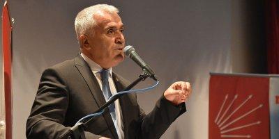 "CHP'li Yeşil ""Vatandaşın İş Bulma Umudu Azalıyor"""