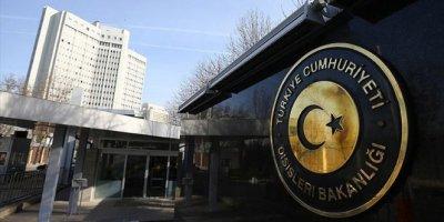 Dışişleri'nden İtalya'daki Öcalan'la ilgili skandal karara sert tepki
