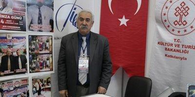Ozan İbrahim Aydoğan şiirseverle buluştu