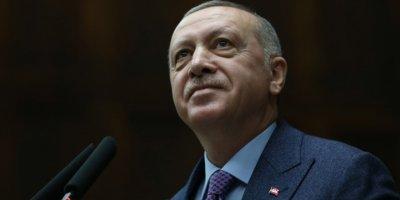 Cumhurbaşkanı Erdoğan'dan '8 Mart Dünya Kadınlar Günü' kutlaması