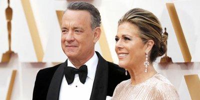 Tom Hanks Koronavirüse yakalandı