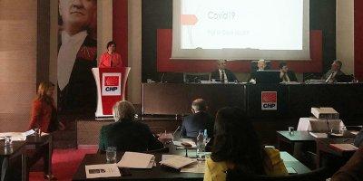 CHP'den turizm sektörüne destek