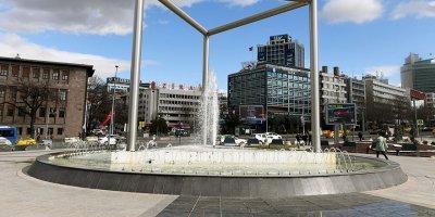 Ankara havuzlarında bahar temizliği