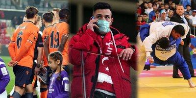 Koronavirüs spor dünyasını vurdu!