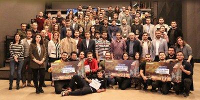 Öğrencilerin Katıldığı Hackathon'da Birinci Belli Oldu