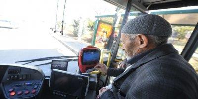Ankara'da 65 yaş üstüne ulaşım engeli