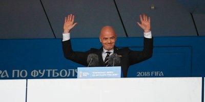 Gianni Infantino'dan futbol dünyasına birliktelik çağrısı