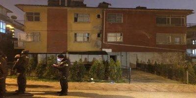 Başkent'te kaçak kıraathane yakalandı