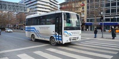 Ankara'daki Özel Toplu Taşıma Araç sahipleri büyük sıkıntı içinde