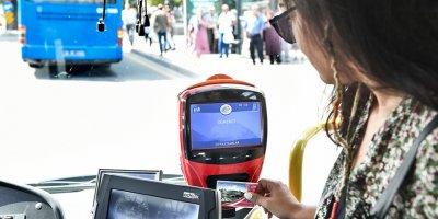 """""""Öğrenci abonman kart"""" uygulamasına bir yenilik daha eklendi"""
