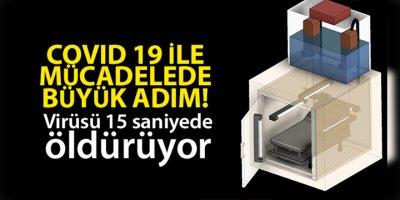 Türk bilimadamları mucize cihaz tasarladı