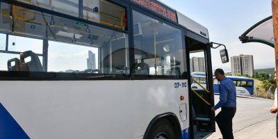 Toplu taşıt araçlarına maskesiz binilemeyecek