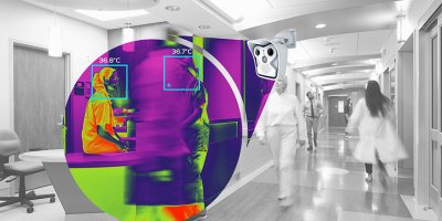 Kale Alarm'dan koronaya karşı yeni termal kamera