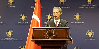 Dışişleri Bakanlığı Sözcüsü Aksoy'dan bildirge tepkisi