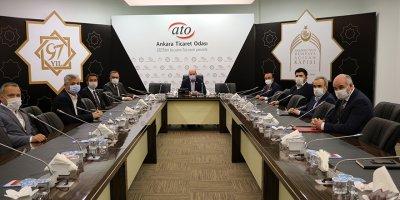 ATO turizmin ayakta kalması için çare arıyor