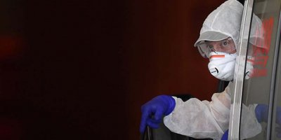 İran'da virüs bilançosu artıyor