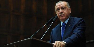 Cumhurbaşkanı Erdoğan'dan Çanakkale Kara Savaşlarını anma mesajı