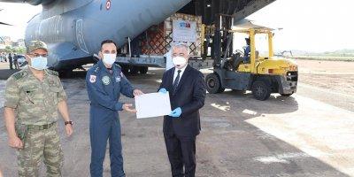 Türkiye'den Somali'ye tıbbi yardım