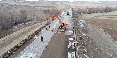 Ankara- Sivas Yüksek Hızlı Tren Hattında son viraj