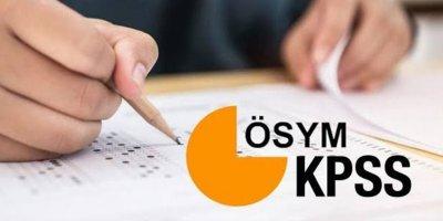 ÖSYM, KPSS başvuru tarihlerini açıkladı