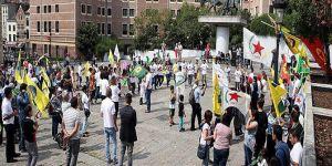 Belçika'dan terör örgütü PKK'ya gösteri izni