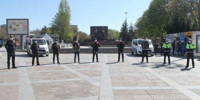 81 ilde Türkiye Güven Huzur Uygulaması gerçekleştirildi