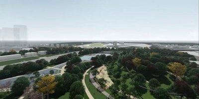 Atatürk Kültür Merkezi Millet Bahçesi Projesi yıl sonunda tamamlanacak