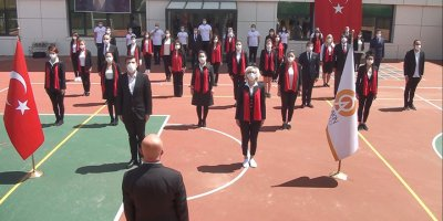 Oya Akın Yıldız Okulları 19 Mayıs'ı coşkuyla kutladı