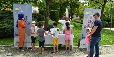 Başkan Yavaş'tan çocuklara sürpriz hediye