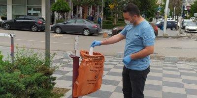 Keçiören Belediyesinden çevre klrliliğine karşı kutulu önlem