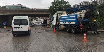 Ankara Büyükşehir yağış nöbetinde