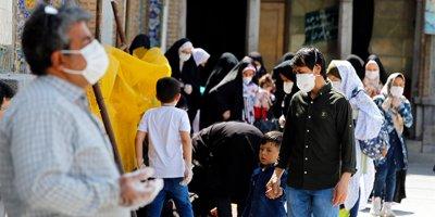 İran'da vaka sayısında artış