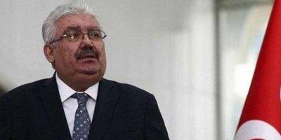 """MHP'li Yalçın: """"İstişare toplantısı düzenlenecektir"""""""