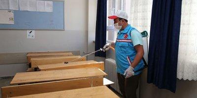 Gölbaşı Belediyesi okulları YKS'ye hazırladı
