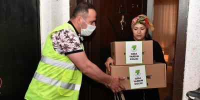 Mamak'tan çölyak hastalarına gıda desteği
