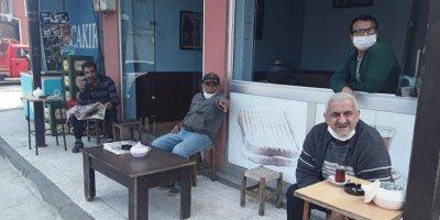 Aktepe: Kahvehanelerzor durumda iş yapamıyoruz