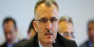 Maliye Bakanı Ağbal: Projemizde askeri tesisler yok