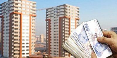 """1 Haziran'dan itibaren 93 bin kredili konut satıldı"""""""
