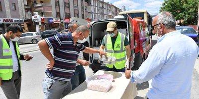 Mamak Belediyesi YKS heyecanına ortak oldu