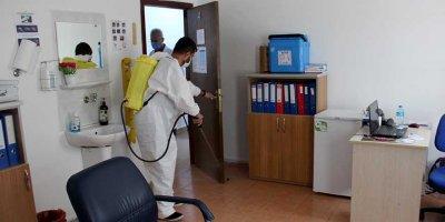 Çankaya'da pandemi mücadelesi sürüyor