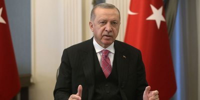 Cumhurbaşkanı Erdoğan'dan İdlib'e 50 briket ev