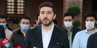 AK Parti Ankara İl Gençlik Kolları'ndan 'Ayasofya' açıklaması