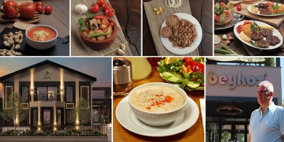İşkembenin Ankara'daki tek adresi: Beykoz Restoran