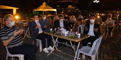 Altındağ'da demokrasi nöbeti