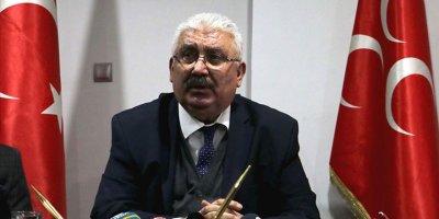 MHP'li Yalçın'dan Davutoğlu'na tepki