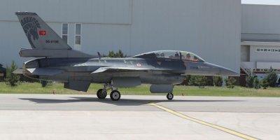 """""""F-16'larımızın ömürlerini uzatıyoruz"""""""