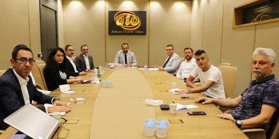 Hizmet sektörü ATO'da konuşuldu